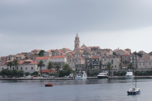 Yup, that's just about how nice it looks. Korcula, Sept 2014.